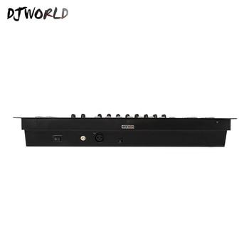 Djworld Beste Qualität Internationalen Standard DMX 192 Controller Für Bühne Beleuchtung 192 DMX Konsole DJ Controller Schnelle Versand