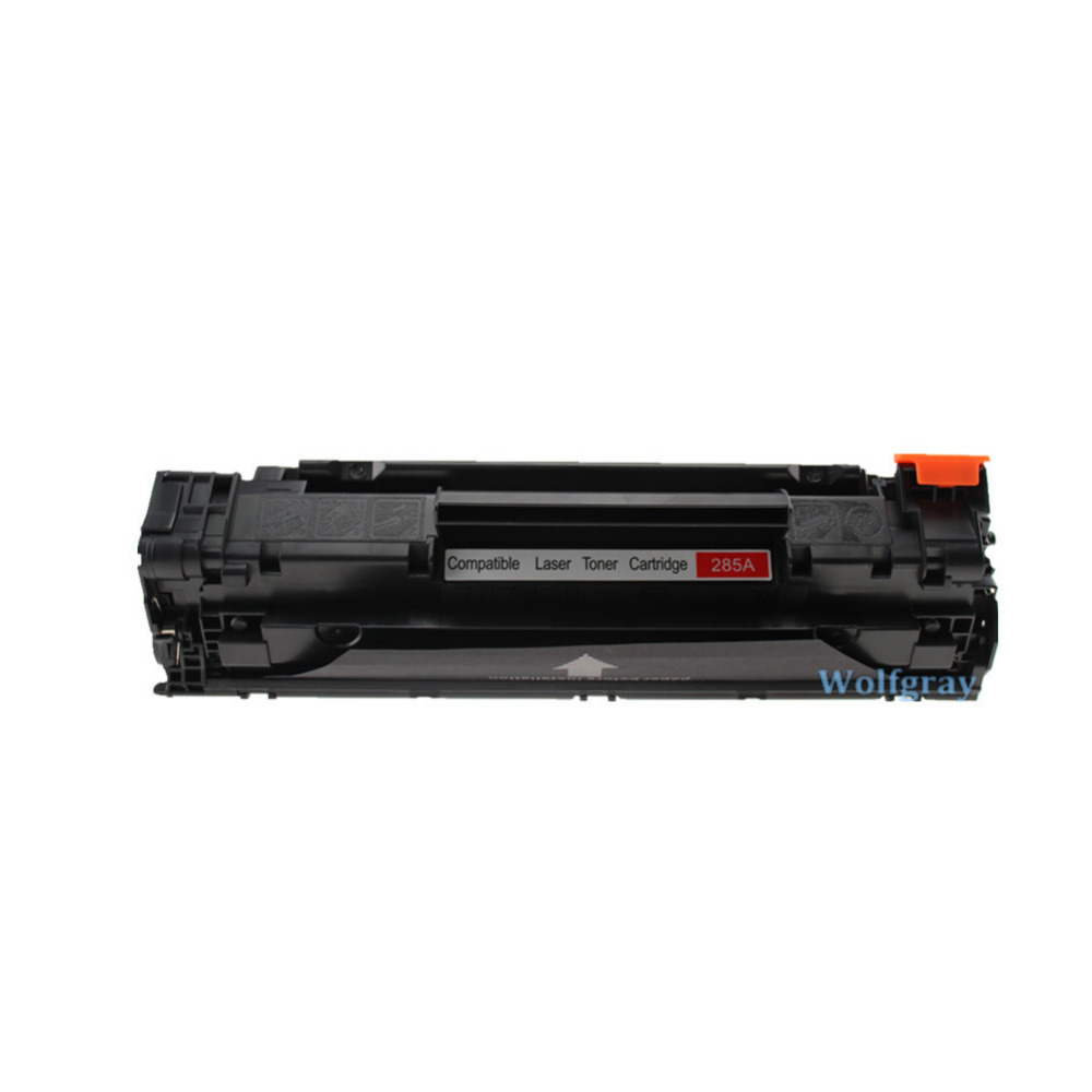 YI LE CAI Compatible toner cartridge for HP CE285A 285a 85a LaserJet Pro P1102/M1130/M1132/M1210/M1212nf/M1214nfh/M1217nfw