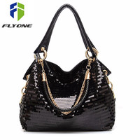 Women messenger Bag Fashion Glisten PU Leather Shoulder bag cross body bag Tote Cool Bag Leather Women Handbag cool gift to girl
