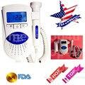 SONOLINE B CONTEC CE FDA Fetal Doppler Sonoline B,3Mhz Probe, LCD Backlight+ Gel