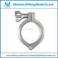 Brand New High Quality Sanitary Tri Clamp Clover 304 Stainless Steel for 102MM OD Ferrule Flange