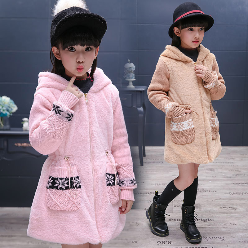Furry Coats for Girls Promotion-Shop for Promotional Furry Coats