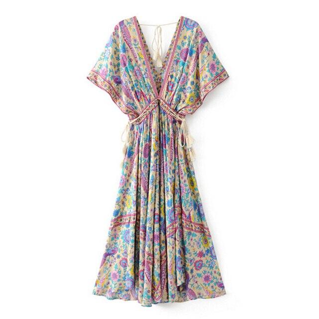 boho chic dresses 1