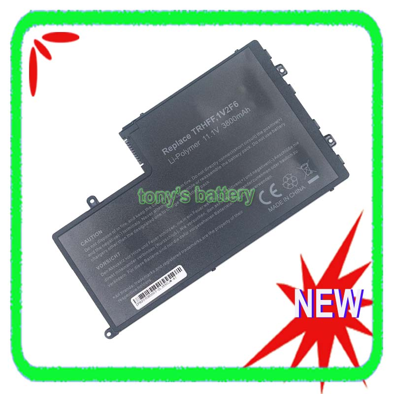 3 Cell TRHFF Laptop Battery for Dell Inspiron 15 5445 5447 5448 5545 5547 5548 15-5547 14-5447 N5447 N5547 1V2F6 laptop keyboard for dell i 14 5442 5443 5445 5447 5448 5457 p49g black with backlight it italy v147125bs1 it