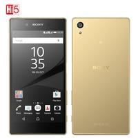 Unlocked Sony Xperia Z5 E6683/E6653 Mobile Phone 3G RAM 32G Dual SIM 5.2 Octa Core 23.0MP ROM Android 4G LTE 2900mAh Cell Phone