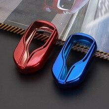 купить Soft Car Key Ring Case For Maserati Levante Ghibli Quattroporte Granturismo Interior Accessories Car Smart Key Bag Cover 6 Color дешево