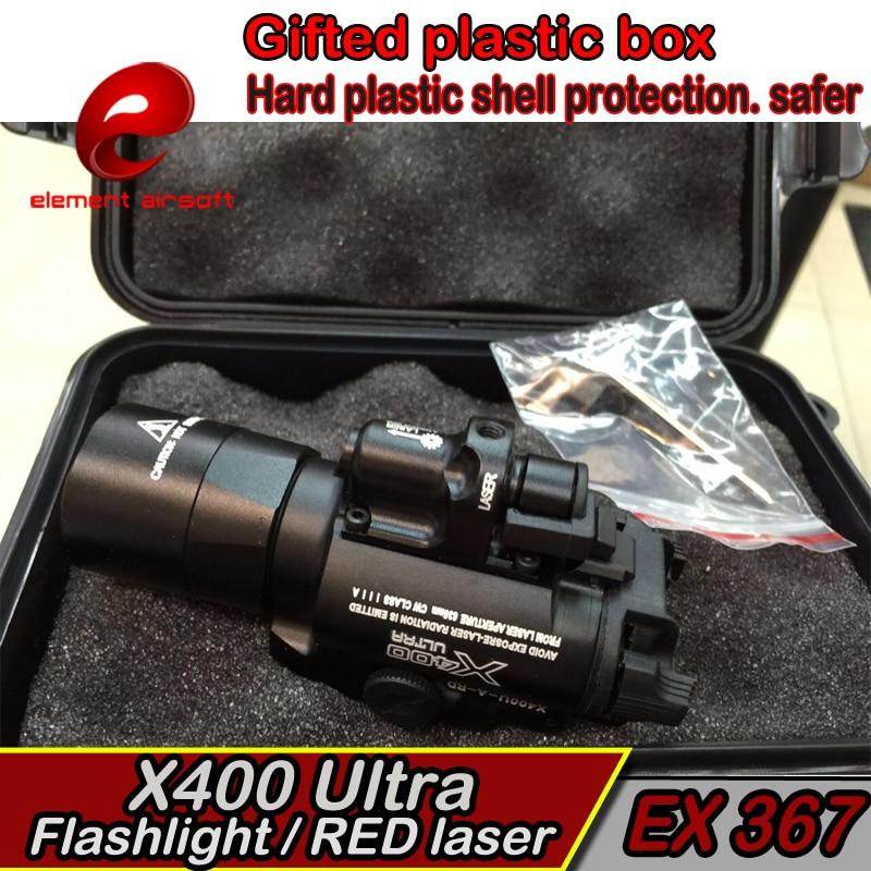 Element X400 Ultraljubičasta Taktička svjetla laser Picatinny - Lov - Foto 2