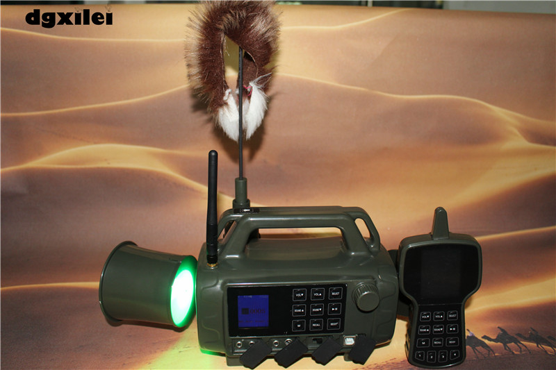 цены free shipping bird hunting caller mp3 CP-580 bird calls with 400 animal sounds control bird caller hunting bird