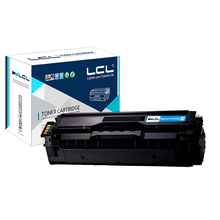 LCL CLT-C504S CLTC504S C504 504S 504 (1-Pack) Cyan Compatible Toner Cartridge for Samsung  CLP-415N/415NW/470/47CLX-4195/4195N
