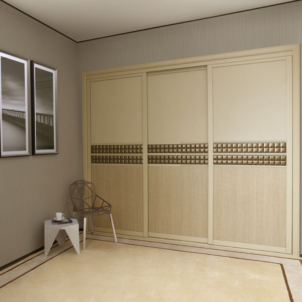 Buy new design simple indian style Simple bedroom wardrobe designs