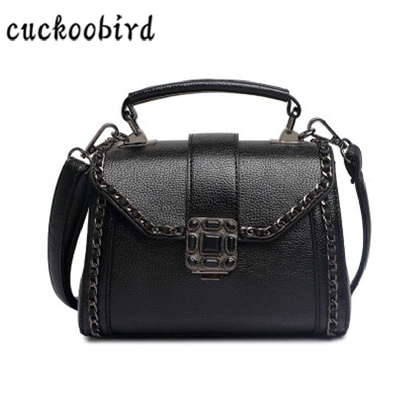 Summer Flag Bags Fashion Women Bag Solid Crossbody Bags Designer Brand Hasp Soft New Style Ladies PU Leather Chain Shoulder Bag new fashion brand designer handbags ladies shoulder bags zipper women bag soft pu leather women messenger bags