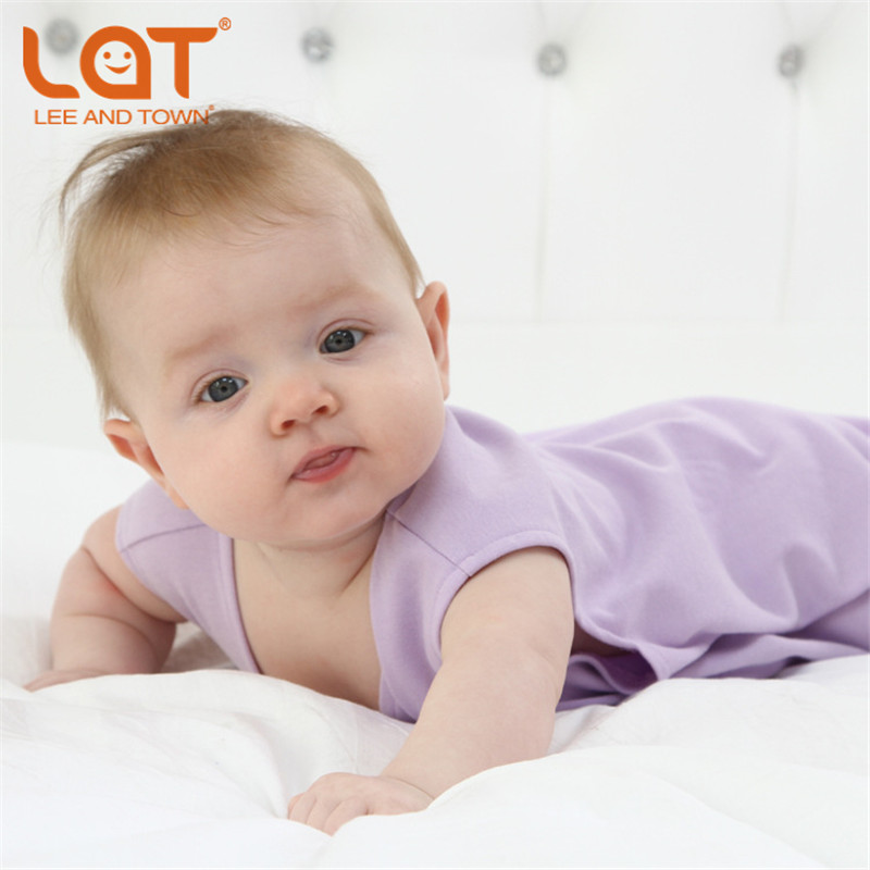 Free shipping LAT 100 Jersey Cotton Baby Sleeping Wear Newborn Baby Sleeping Bag Bed Swa ...