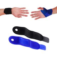 OOTDTY Wrist Guard Band Brace Support Strain Gym Carpal Tunnel Sprains Strap Magnetic  wrap