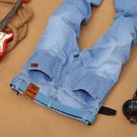 2016 Men S Jeans Fashion Brand Jeans Large Sales Spring Summer Jeans Fashion Slim Jeans Thin