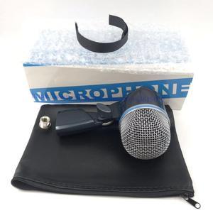 Image 1 - Microfone com tambor beta52 beta52a, 1 conjunto com estilo de baixo, microfone com BETA 52A kick, beta52, beta91, beta91a, 52, beta56a, beta91, beta91a estilo de baixo microfone