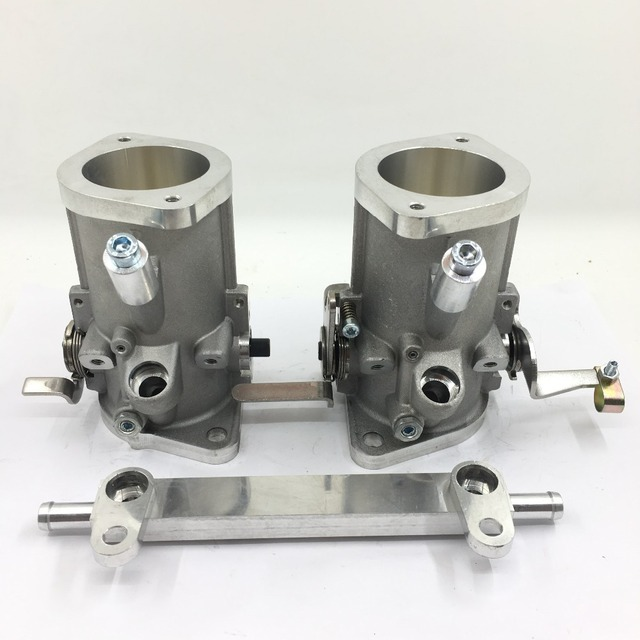 SherryBerg FAJSคันเร่ง45IDA Throttle Bodiesเปลี่ยน45มม.Weber Dellorto Carb Fit 1600ccหัวฉีด (ไม่รวมหัวฉีด)