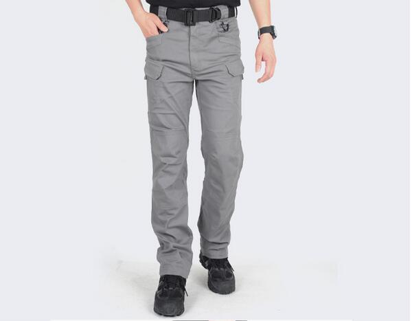 2017 New THUNDER X7 MENS URBAN TACTICAL PANTS (UTP)SECURITY OPS CARGO TROUSERS 511ARMY PANTS Spandex Warrior wear military pants