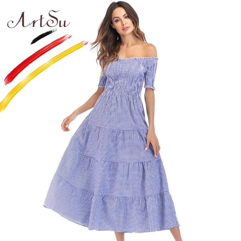 Tienda Online Jastie simplemente campesino slip Maxi vestido ...