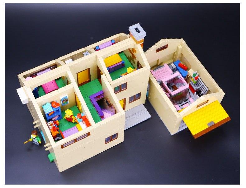 pçs bloco de construção tijolo compatível com