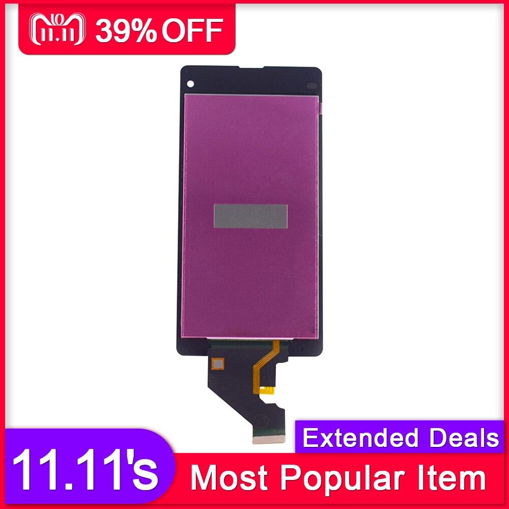 Pour Sony Xperia Z1 Compact Z1Mini Z1 Mini D5503 LCD Moniteur à Écran Module + Écran Tactile Digitizer Capteur En Verre l'assemblée