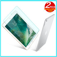 HUWEI Tempered Glass Membrane For Apple IPad 9 7 Inch New 2017 Steel Film Tablet Screen