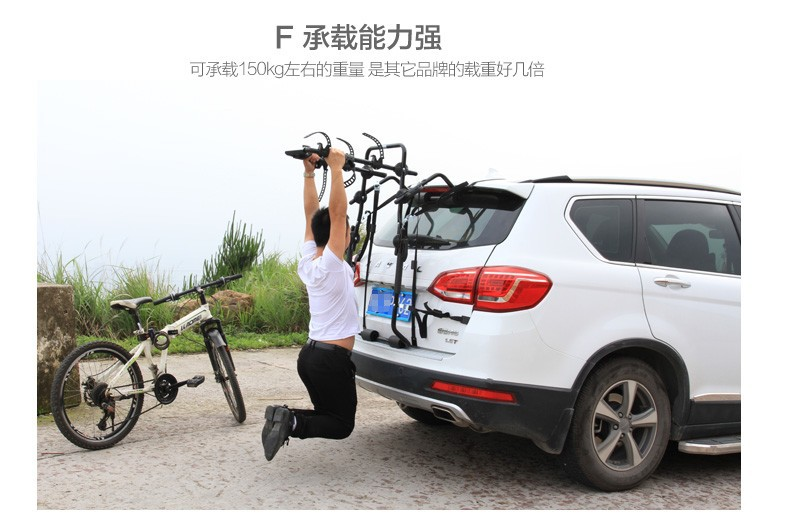 Roof Racks Car Bike Rack Auto Suv Car Bike Rack Cross