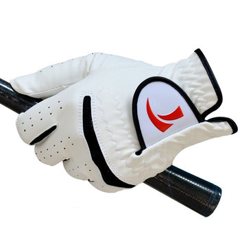 Oryginalne rękawice golfowe mężczyźni lewa i prawa ręka golf wysokiej jakości rękawice sportowe miękkie oddychające sportowe akcesoria do golfa D0629 tanie i dobre opinie Prawdziwej skóry Left Hand Right Hand Soft Comfortable Breathable Platoon Is Wet Odor-Proof Men S Golf Glove Pure Sheepskin Soft Left Hand Anti-Skidding Gloves
