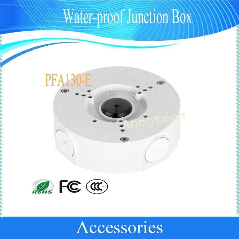DAHUA Water-proof Junction Box Without Logo CCTV Accessories IP Camera Bracket PFA130-E dahua pfa130 water proof junction box cctv accessories ip camera brackets pfa130
