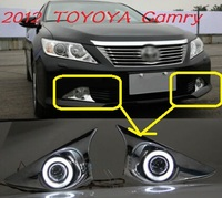 Camry fog light ,2012;Free ship!Camry daytime light,2ps/set+wire ON/OFF;optional:Halogen/HID XENON+Ballast,Camry