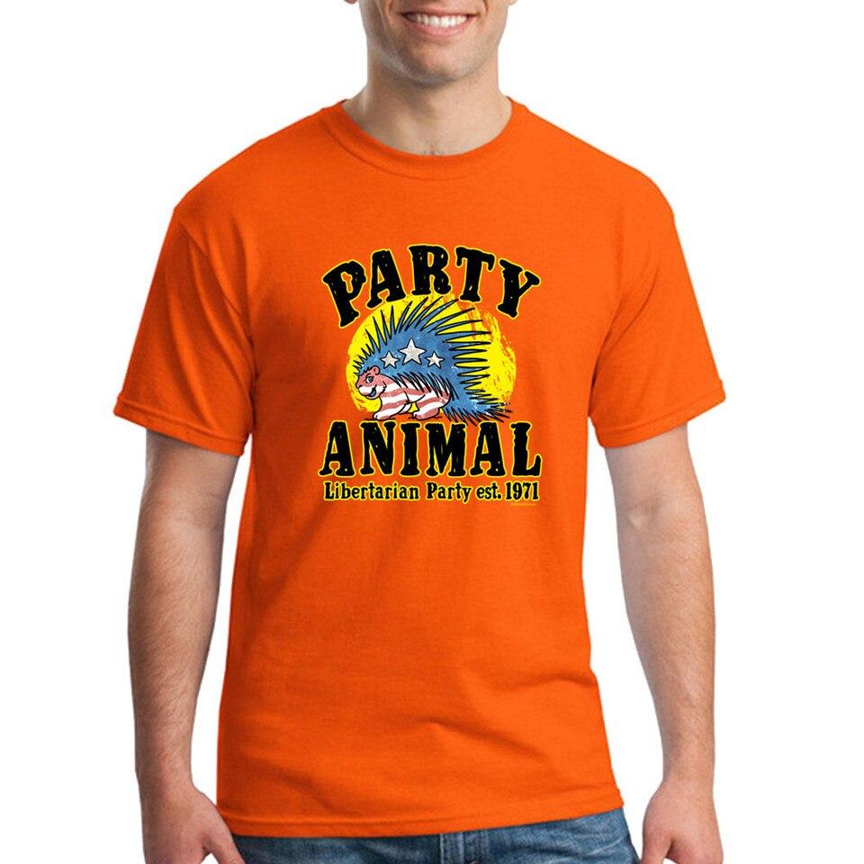 Libertarian Party Established 1971 Libertarian Porcupine Women/'s Tee