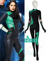 shego kim possible costumes