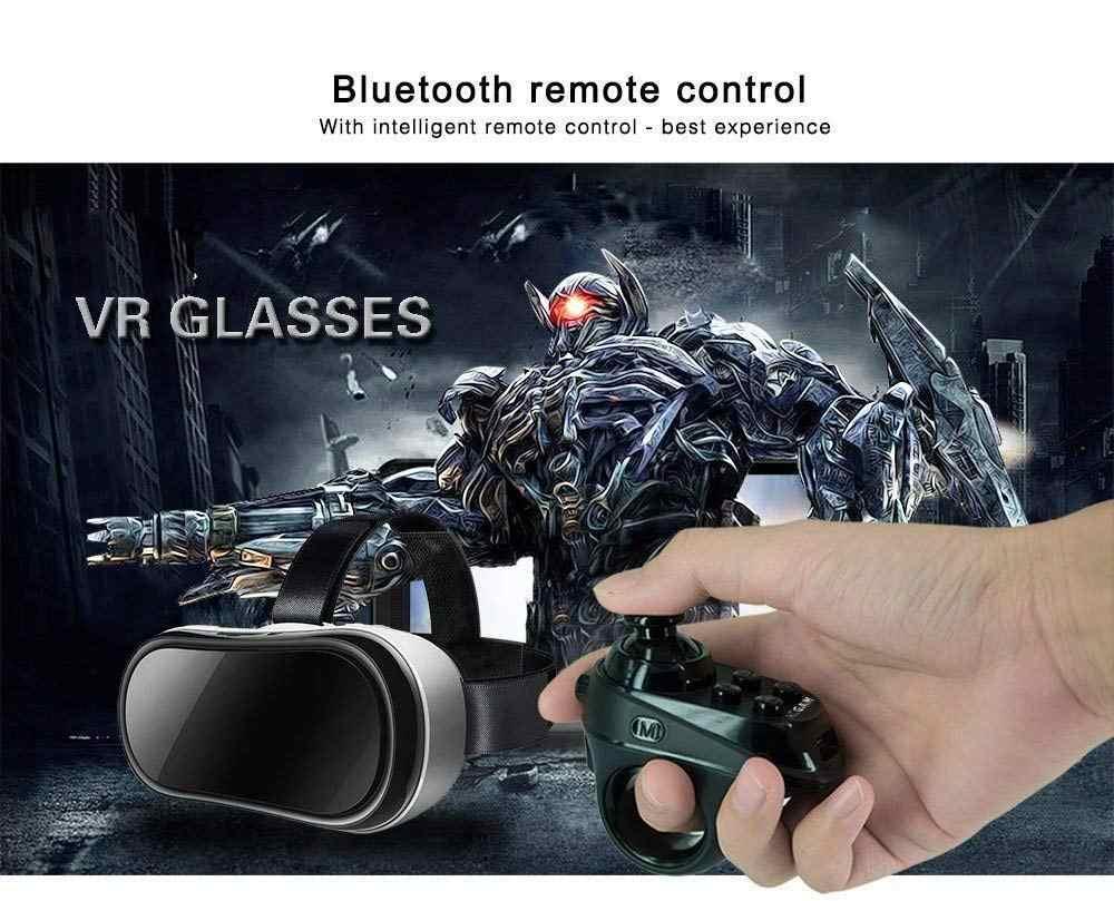 Bluetooth 4,0 VR беспроводной геймпад игровой джойстик Радио пульт дистанционного управления селфи камера затвор беспроводная мышь VR гарнитура