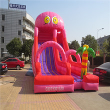 commercial inflatable bouncer castle with CE/UL blower