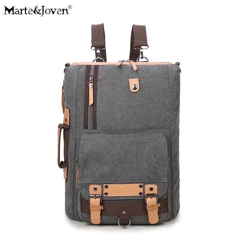 High Quality Multi-pocket Best Backpack Bags for Teenagers High School Canvas Travel Rucksack Men Women Popular Laptop Backpacks