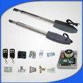 Dc24v actuador lineal de doble oscilación automática abridor de puerta Pro residencial operador sistema de acceso