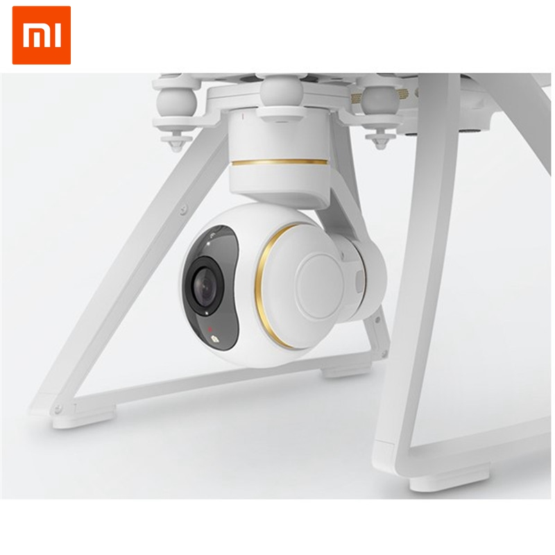 Original Xiaomi Mi Drone RC Quadcopter Spare Parts 4K Version Gimbal HD Camera For RC Camera Drones Accessories Accs original upair one 2k 4k camera gimbal accessories for rc quadcopter spare parts rc models multirotor cam