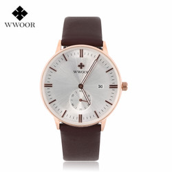 Wwoor luxury men s watches faux leather quartz analog dress wrist watch relogio masculino new arrival.jpg 250x250