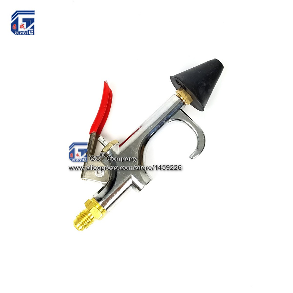 A/C Ferramenta Arma Canister Conjunto Linha de Descarga Bico Kit de Substituição