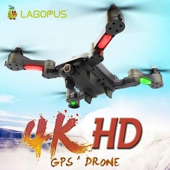 Lagopus Дрон 4 K с HD камерой RC Квадрокоптер Дрон GPS wifi FPV камера