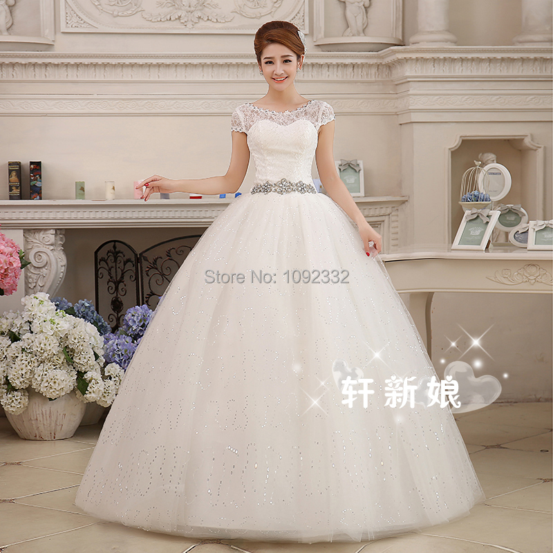 Size Princess Wedding Dresses