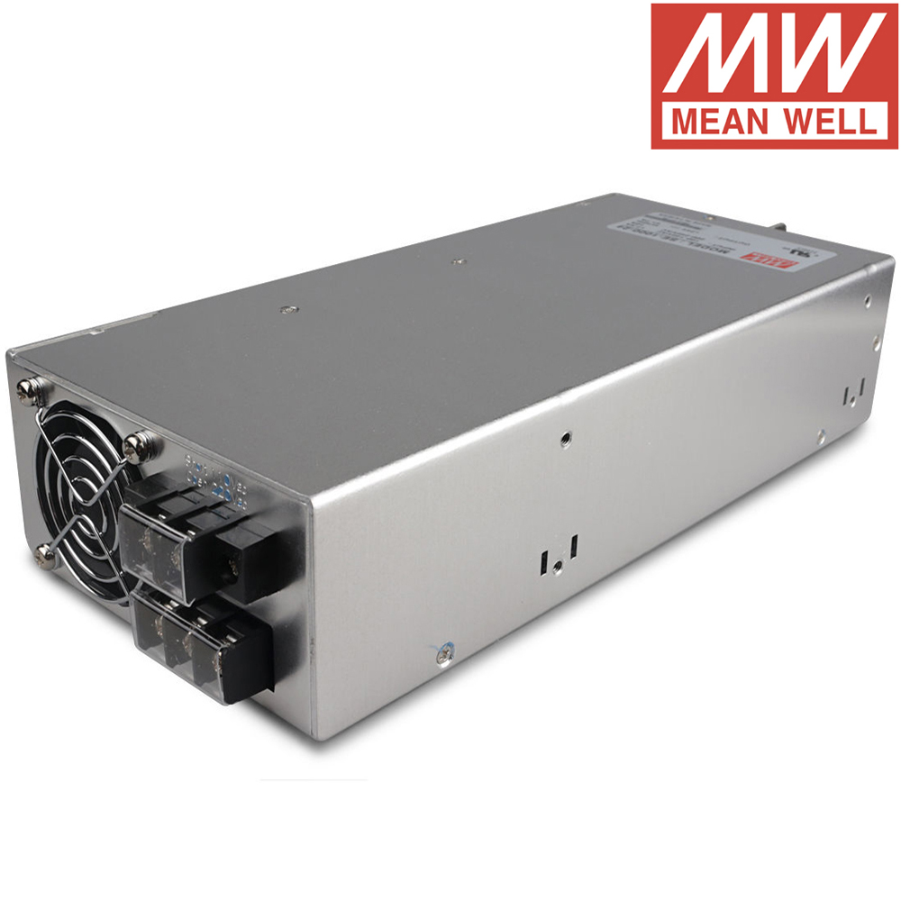 Meanwell SE-1000 DC 12V to 48V input 1000W Single Output Switching Power Supply meanwell 12v 75w ul certificated nes series switching power supply 85 264v ac to 12v dc