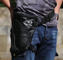 New Motorcycle Waist storage Bag Motobike Leg Bag Knight Waterproof Nylon Phong Glove Bag Racing Riding Pouch Bag недорого