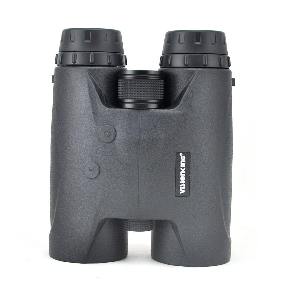 Visionking 8x42 Binocular Laser Rangefinder High Quality 1200m Night Vision Telescope For Shooting Golf Hunting Range