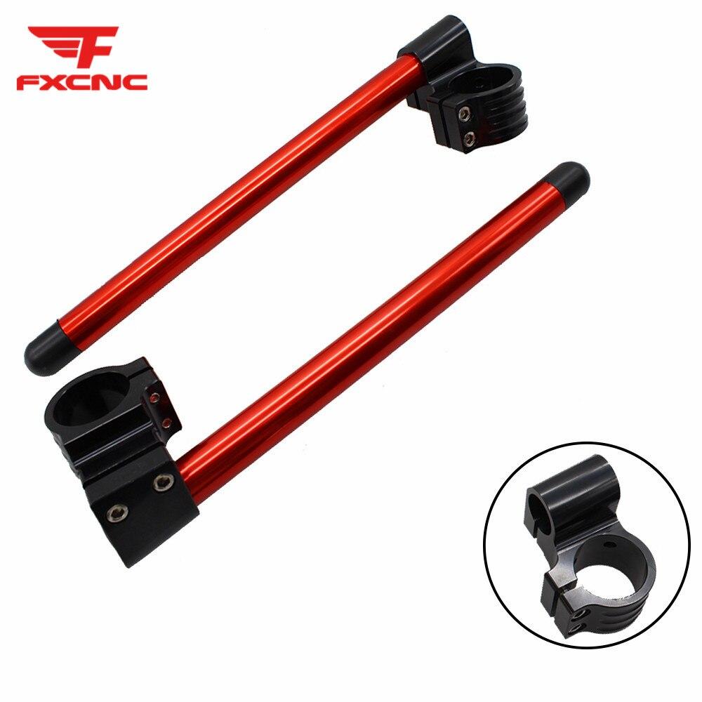 31//33//35//36//37//39//40//41mm Clip-ons Handle Bars CNC Riser Regular Handlebar 7//8/'/'