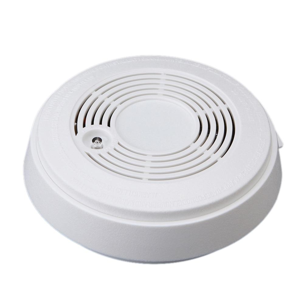 2 Pcs Of MOOL Smoke Composite Alarm Carbon Monoxide Sensor Smoke Detector Integrated