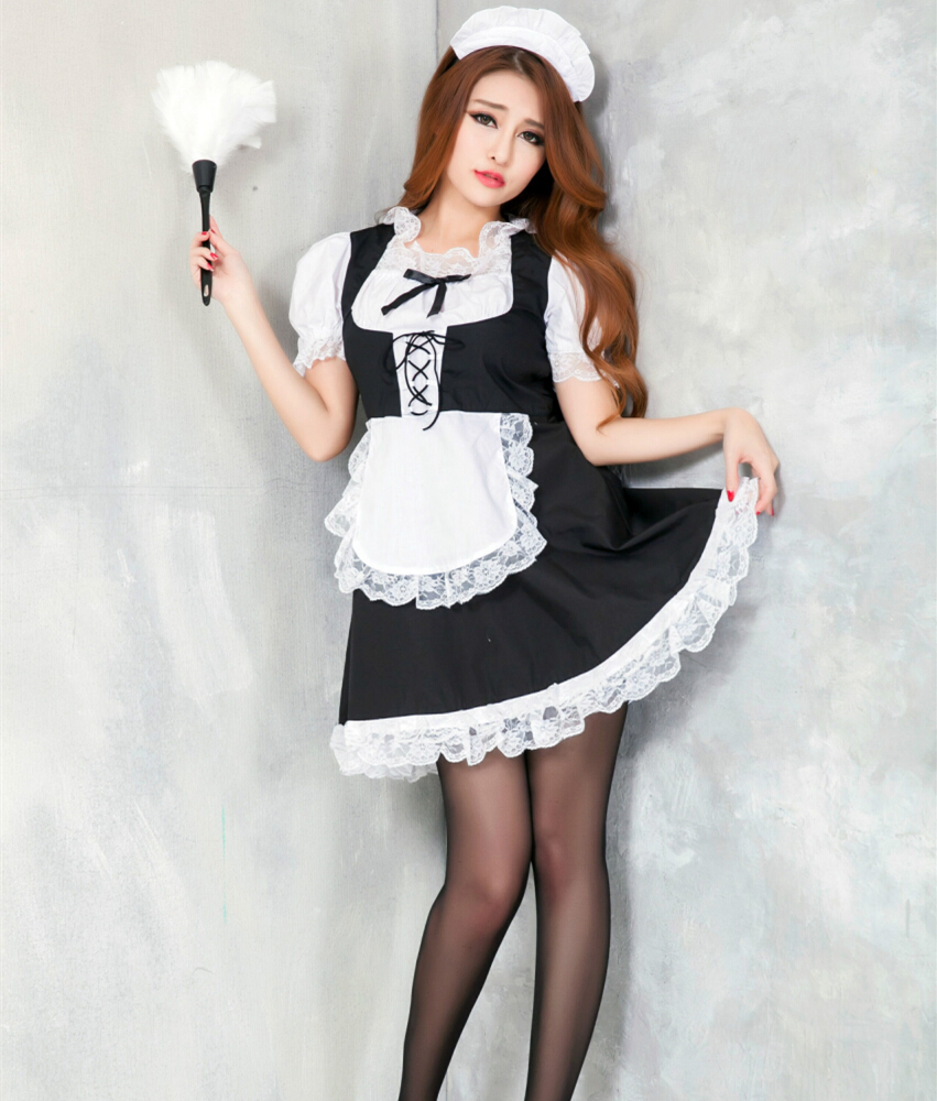 French Maid Sex Pictures