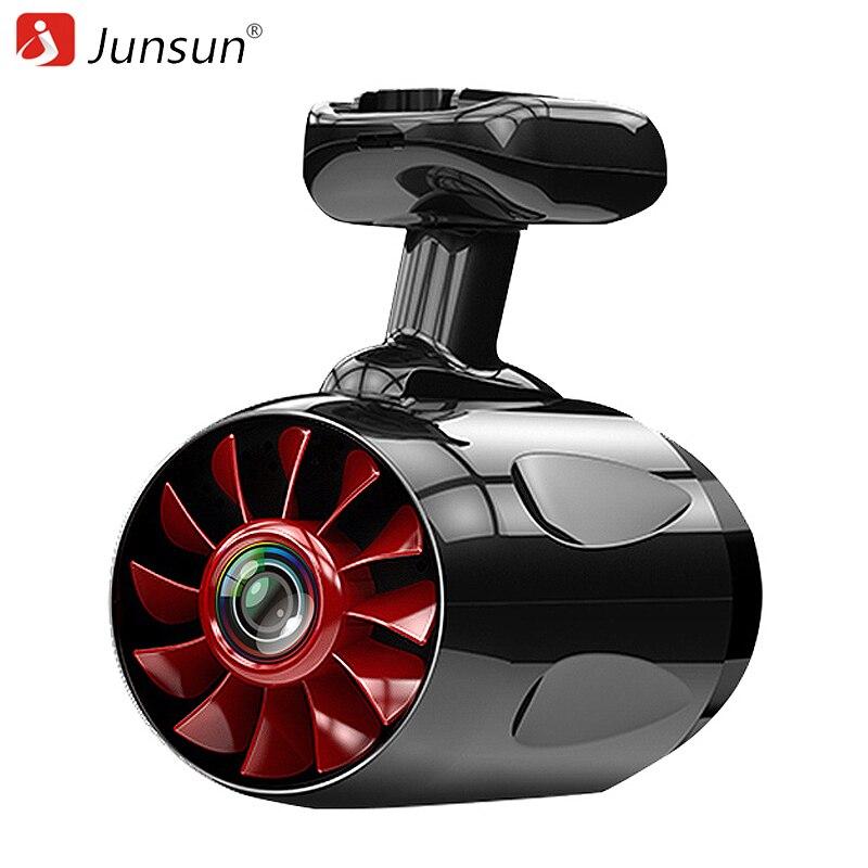 imágenes para Junsun A12 Wifi Cámara de Super FHD Coche DVR de Ambarella 1296 P Dashcam Vídeo Registrador GPS Remoto Inalámbrico