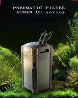 ATMAN CF 600 external filter barrel Air pressure type external filtering barrel Mute filter barrel