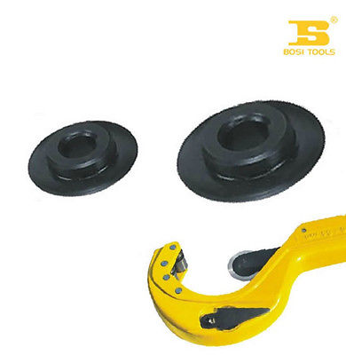 1 pcs Bosi Tool 3 18mm Alloy Steel Black Replacement Pipe Cutter Wheels bosi bs e313b pvc pipe cutter yellow silver