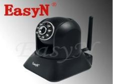 wireless ip camera IR Night Vision Pan and Tilt Wireless Intercom